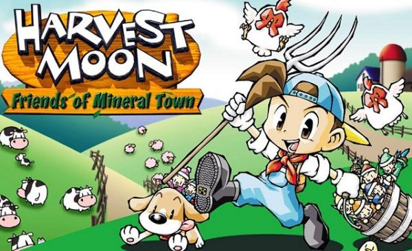 cheat gba harvest moon friends of mineral town codebreaker