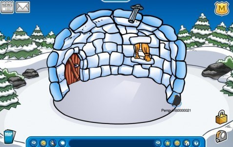 club-penguin-iglu
