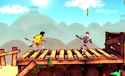 Funk of Titans juego