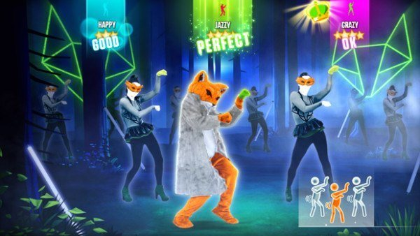 bailar just dance 2015