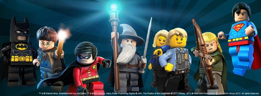 Los nuevos videojuegos LEGO para el 2021