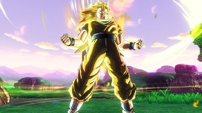 dragon ball xenoverse goku-ssj3