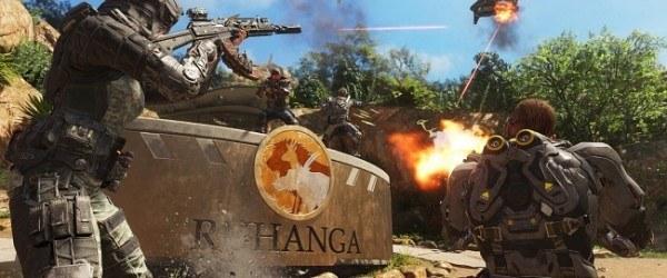 Call of Duty Black Ops III: Combate contra los no muertos