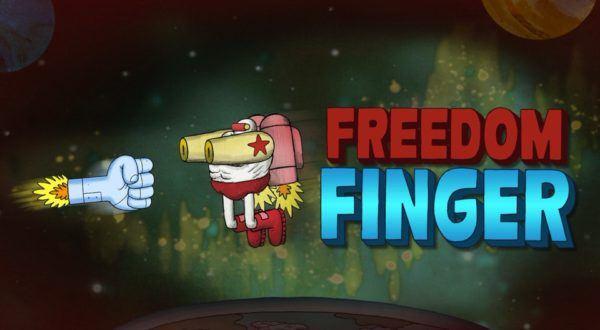 Trucos Freedom Finger