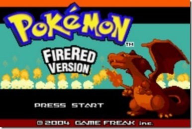 Pokemon - Fire Red # GBA
