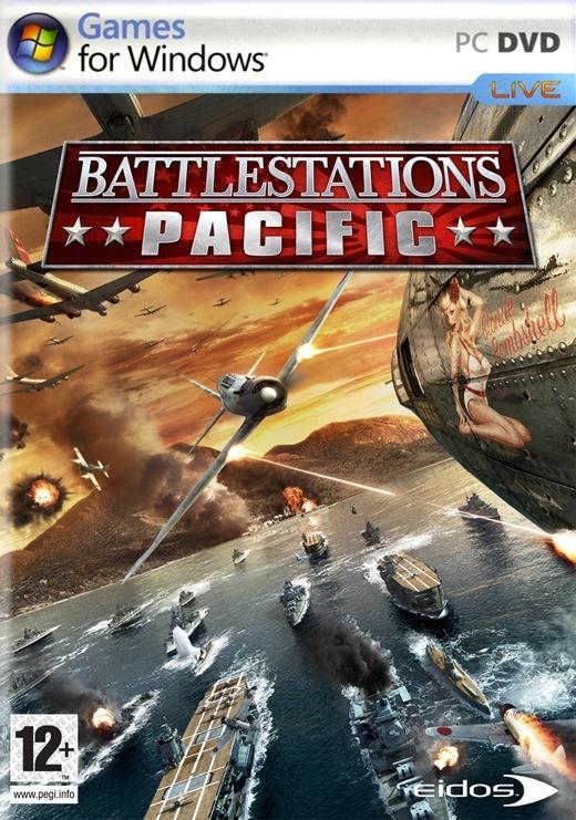 battlestations pacific 641624 - Battlestations: Pacific [Español] [DVD9] [2009] [ULD]