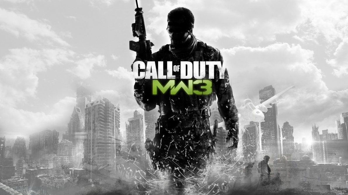 [Consulta] Modern Warfare 3 MENU CONTENT NOT AVAILABLE