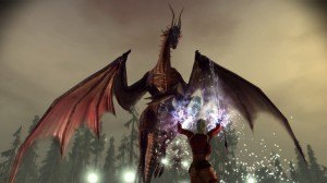 dragon age origins sus dragones