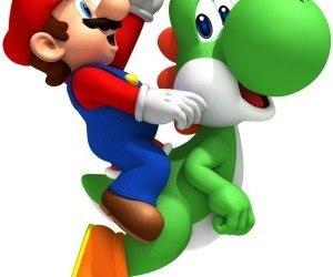 Trucos New Super Mario Bros. Wii: Casa de setas